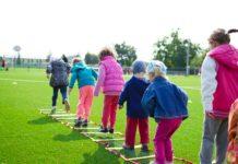sport kinderen