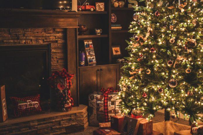 kerstboom versieren